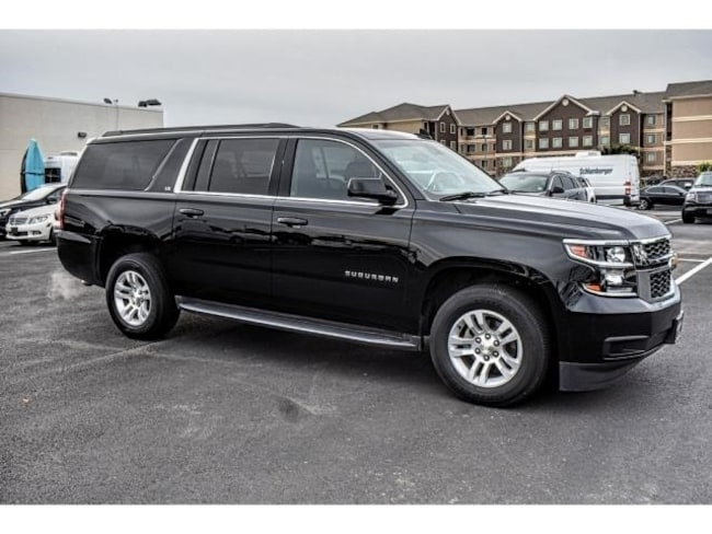 Used 2016 Chevrolet Suburban LS SUV For Sale Midland, TX