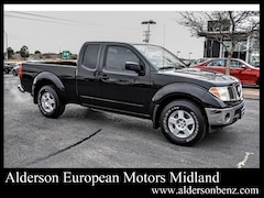 2006 Nissan Frontier Truck King Cab
