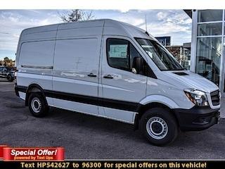 2017 Mercedes-Benz Sprinter 2500 Standard Roof V6 Van Cargo Van