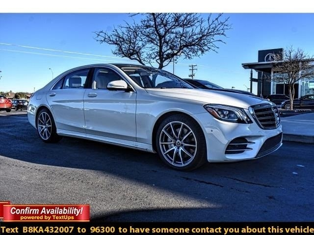 2019 Mercedes-Benz S-Class Sedan