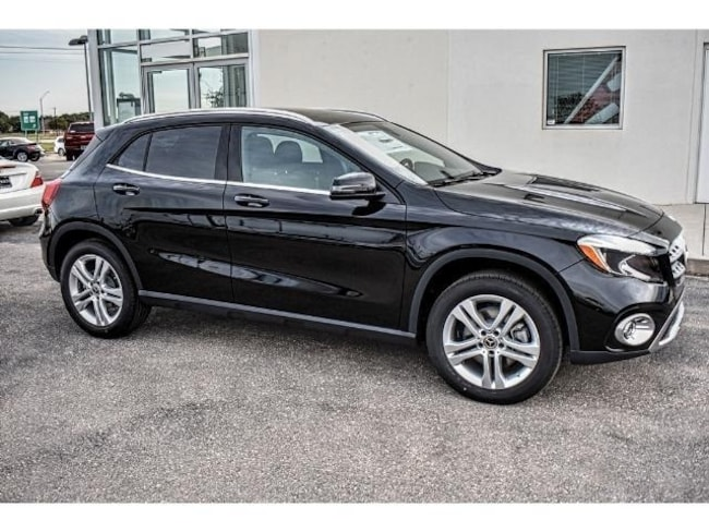 New 2018 Mercedes-Benz GLA 250 SUV For Sale Midland, TX