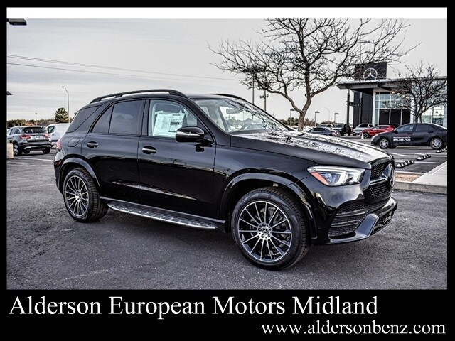 2020 Mercedes-Benz GLE 350 For Sale in Midland TX ...