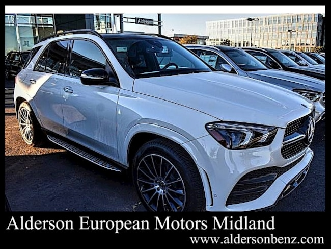 New 2021 Mercedes-Benz GLE 350 SUV For Sale Midland, TX
