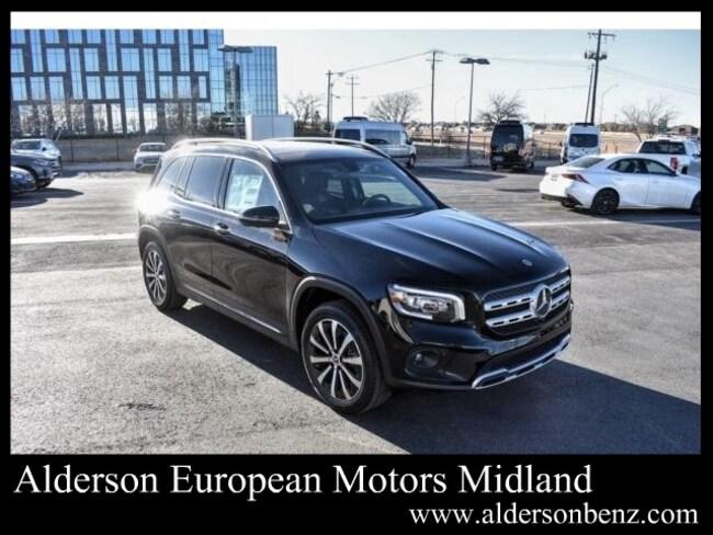 New 2021 Mercedes-Benz GLB 250 SUV For Sale Midland, TX