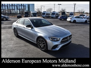 Featured new 2021 Mercedes-Benz E-Class E 350 Sedan for sale in Midland, TX
