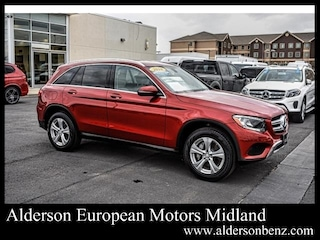 Certified 2016 Mercedes-Benz GLC 300 SUV for Sale in Midland, TX