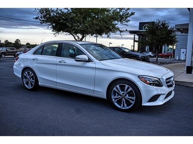 Mercedes Benz Used >> Used 2019 Mercedes Benz C Class For Sale In Midland Tx Serving Odessa Lubbock Big Spring Vin 55swf8db0ku301499