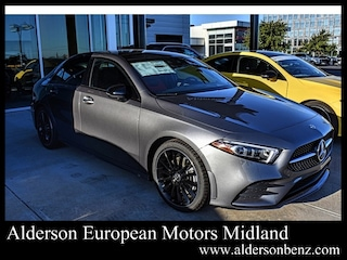 New 2020 Mercedes-Benz A-Class A 220 Sedan for Sale in Midland, TX