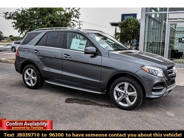 New 2018 Mercedes Benz Gle 350 For Sale In Midland Tx Vin