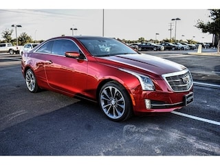 Used 2016 CADILLAC ATS 2.0L Turbo Premium Collection Coupe for sale in midland TX