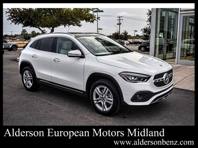 New 2021 Mercedes-Benz GLA 250 SUV For Sale Midland, TX