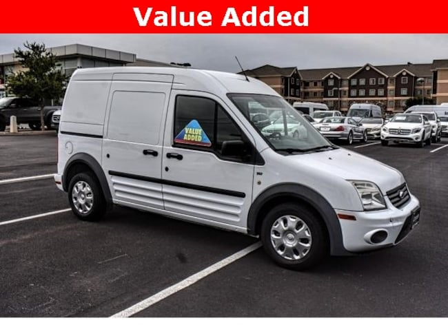 2011 Ford Transit Connect XLT Van