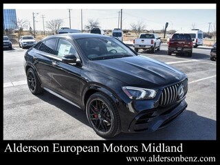 New 2021 Mercedes-Benz AMG GLE 63 S-Model SUV for Sale in Midland, TX