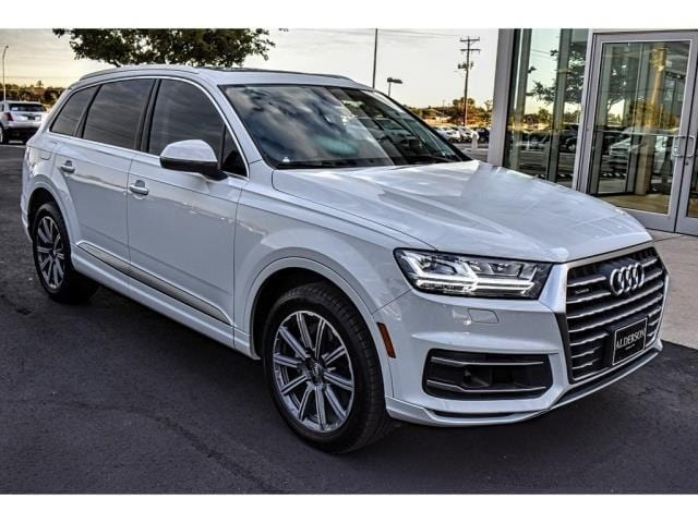Used Audi Q For Sale In Midland TX Serving Odessa Lubbock - Audi q7 for sale