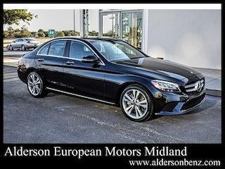 Used 2019 Mercedes-Benz C-Class C 300 Sedan for Sale in Midland, TX