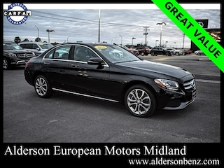 Used 2016 Mercedes-Benz C-Class C 300 4MATIC Sedan for Sale in Midland, TX