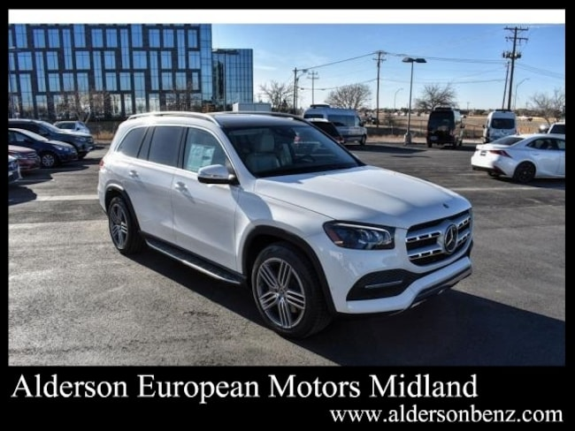 New 2021 Mercedes-Benz GLS 450 4MATIC SUV For Sale Midland, TX