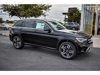 New 2020 Mercedes-Benz GLC 300 SUV for sale in Midland, TX