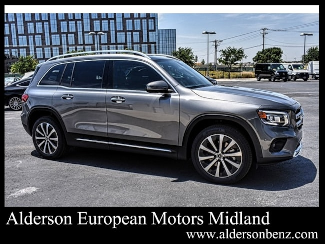 New 2020 Mercedes-Benz GLB 250 SUV For Sale Midland, TX