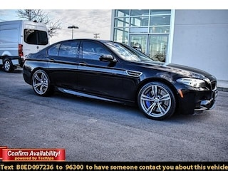 Used 2014 BMW M5 Sedan for Sale in Midland, TX