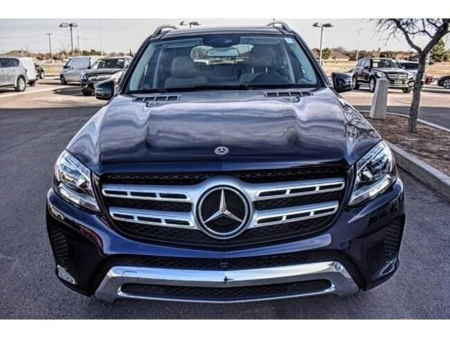 New 2018 mercedes benz gls 450 for sale in midland tx for Mercedes benz midland tx