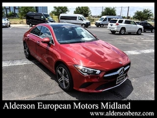 New 2021 Mercedes-Benz CLA 250 Coupe for Sale in Midland, TX