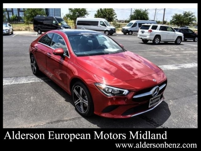 New 2021 Mercedes-Benz CLA 250 Coupe For Sale Midland, TX