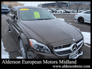 Used 2015 Mercedes-Benz CLS 400 Coupe for Sale in Midland, TX