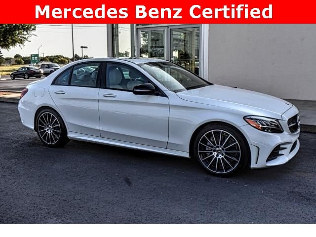 Mercedes C Class For Sale >> Used 2019 Mercedes Benz C Class For Sale In Midland Tx 55swf8dbxku295193
