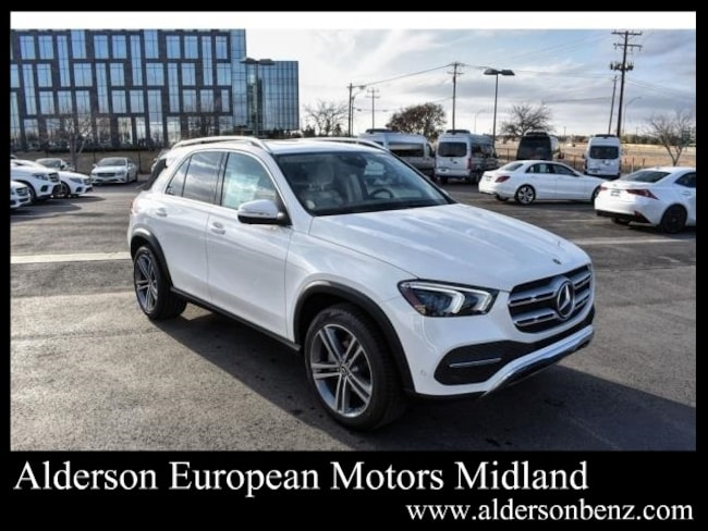 New 2021 Mercedes-Benz GLE 350 4MATIC SUV For Sale Midland, TX