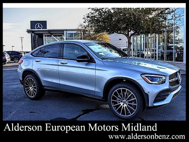 New 2021 Mercedes-Benz GLC 300 4MATIC SUV For Sale Midland, TX