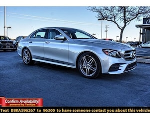 Featured new 2019 Mercedes-Benz E-Class E 300 Sedan for sale in Midland, TX
