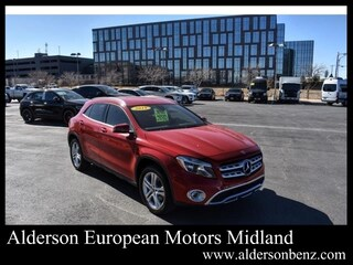 Used 2019 Mercedes-Benz GLA 250 SUV for Sale in Midland, TX