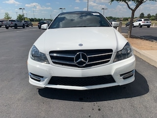 Used 2014 Mercedes-Benz C-Class C 350 Coupe for Sale in Midland TX