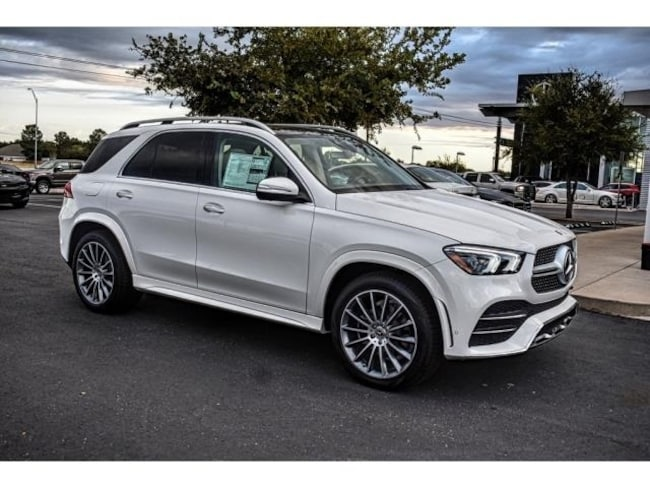 New 2020 Mercedes-Benz GLE 350 4MATIC SUV For Sale Midland, TX