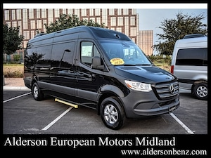 Featured new 2020 Mercedes-Benz Sprinter 2500 High Roof V6 Van Passenger Van for sale in Midland, TX