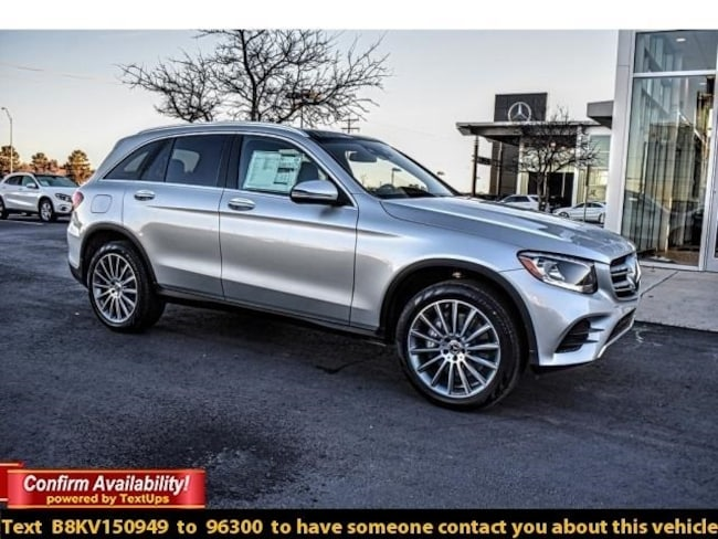 New 2019 Mercedes-Benz GLC 300 SUV For Sale Midland, TX