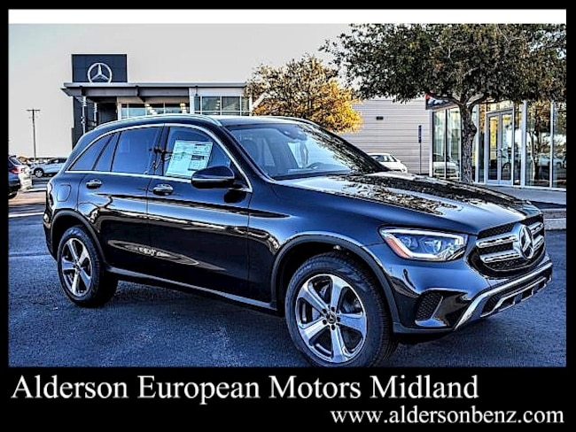 New 2020 Mercedes-Benz GLC 300 4MATIC SUV For Sale Midland, TX