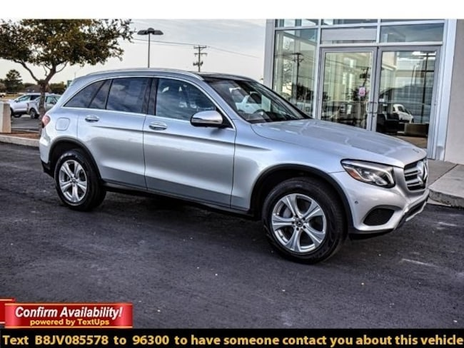 Used 2018 Mercedes-Benz GLC 300 SUV For Sale Midland, TX