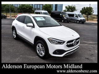 New 2021 Mercedes-Benz GLA 250 SUV for Sale in Midland, TX