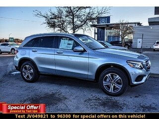 2018 Mercedes-Benz GLC 300 GLC 300 SUV