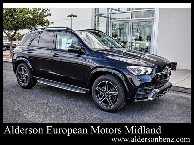 New 2020 Mercedes Benz Gle 350 For Sale In Midland Tx Vin 4jgfb4kb1la250187