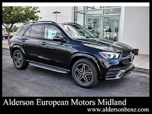 Featured new 2020 Mercedes-Benz GLE 350 4MATIC SUV for sale in Midland, TX