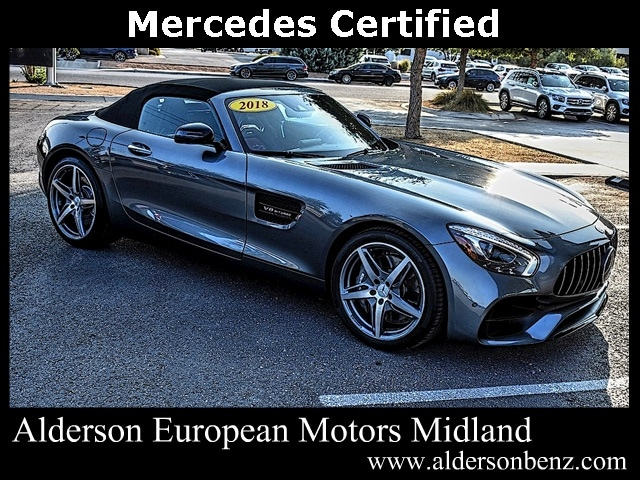 used 2018 mercedes benz amg gt for sale in midland tx wddyk7ha8ja016385 used 2018 mercedes benz amg gt for sale in midland tx wddyk7ha8ja016385