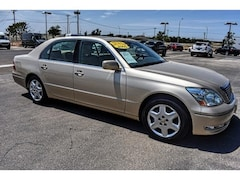 2005 LEXUS LS 430 Base Sedan