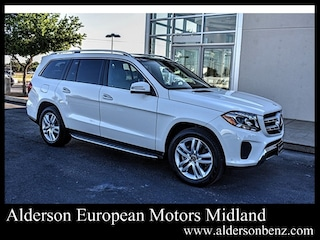Used 2018 Mercedes-Benz GLS 450 4MATIC SUV for Sale in Midland, TX