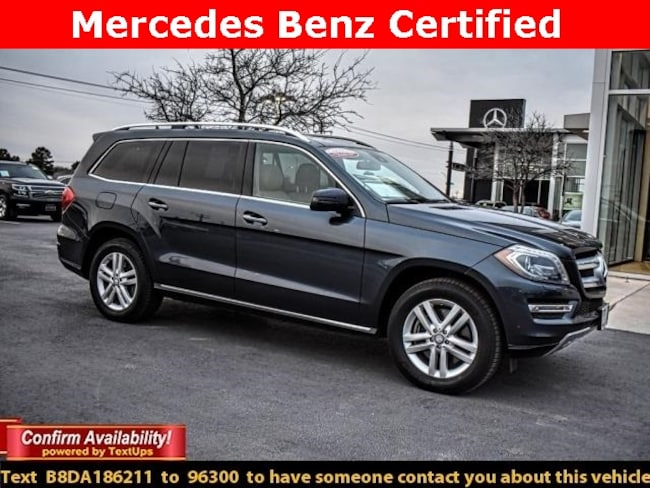 Used 2013 Mercedes-Benz GL-Class GL 450 4MATIC SUV For Sale Midland, TX