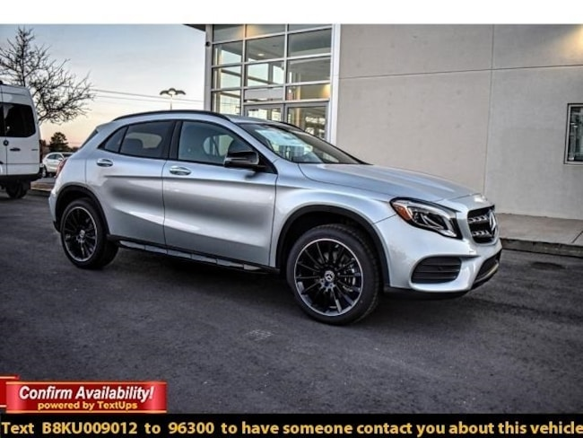 New 2019 Mercedes-Benz GLA 250 SUV For Sale Midland, TX