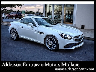 New 2020 Mercedes-Benz SLC 300 Roadster for Sale in Midland, TX