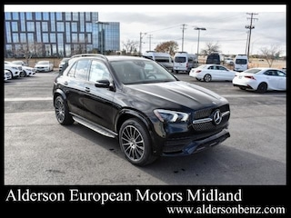 New 2021 Mercedes-Benz GLE 350 4MATIC SUV for Sale in Midland, TX